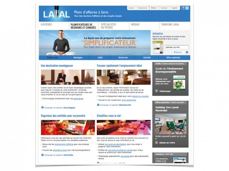 Le Simplificateur™ – Tourisme Laval