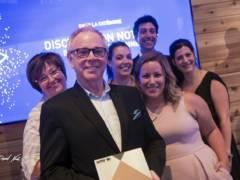 Quatre nominations au concours Flèches d'or 2018 de l'AMR