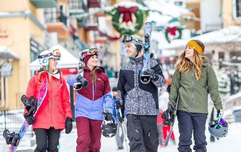 Campagne Destination Tremblant 2017-18
