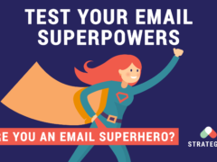 Email benchmarking tool – are you an email superhero?